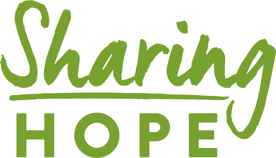 logo - sharing hope_G