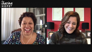 Shannon Litton's Sharing Hope Interview