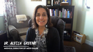 Dr. Alesia Greene's Sharing Hope Interview